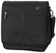 WT Vertical Messenger North-South Laptop Messenger Bag