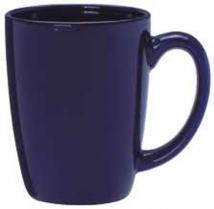 Blue Ceramic Challenger Mug 11oz.