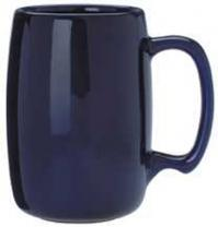Ceramic Barrel Mug 16oz.
