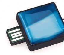 Custom USB Flash Drives. Stock Shape - Square