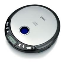 Slim Design Personal CD Player