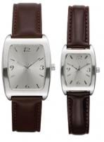 Pedre - Essex Men's & Women's Silver-tone Watch