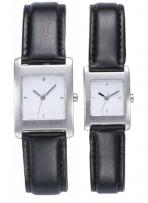 Pedre - Budget Men's & Women's Silver-tone Strap Watch