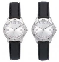 Pedre - Cooper Men's & Women's Silver-tone Watch