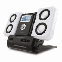 MP3 Portable Stereo Speaker System by Coby