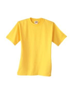 Youth Short Sleeve 6.1 oz. Heavyweight Tee