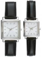 Pedre - Dynasty Men's & Women's Silver-tone Watch