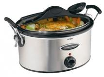 Hamilton Beach Stay or Go™ 6 Quart Slow Cooker