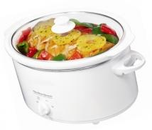 Hamilton Beach 33168 6 Quart Double Dish Slow Cooker