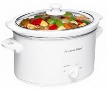 Proctor Silex 3 Quart Slow Cooker