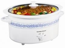 Hamilton Beach 7 Quart Oval Meal Maker