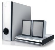 2.1 Channel DVD Home Theater System by Coby