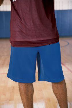 Adult 10-inch Inseam Mini-Mesh Short