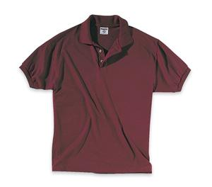 100% Cotton Jersey Golf Shirt