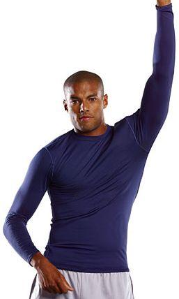 Men's Long Sleeve Compression Tee