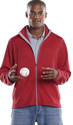 Men's Light Weight Runners Jacket