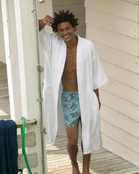 Towels Plus Deluxe Bathrobe