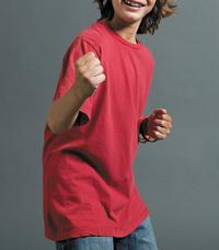 Boys Short Sleeve Basic T