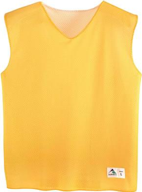 Tricot Mesh Reversible Sleeveless Jersey