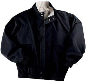 Peached Microfiber Vented Jacket