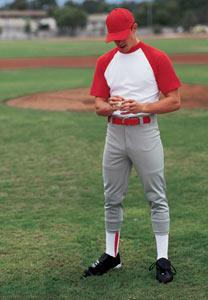 Belted Baseball Pants