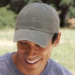 Pigment-Dyed Baseball Cap