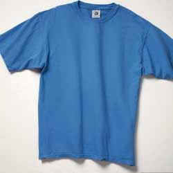Direct-Dyed Short-Sleeve Tee