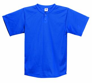Youth Mesh Placket Jersey