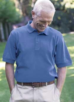 Men's Pima Cotton Polo