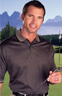 Double Mercerized Pin Dot Sport Shirt