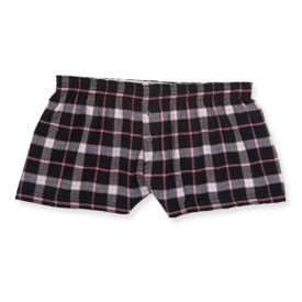 Women's Cut Flannel Boxer