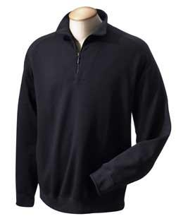 Men's Performance Plus Quarter-Zip Pullover