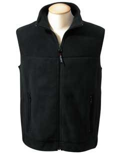 Unisex Polartec Full-Zip Vest