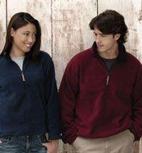 Men's Classic Fleece 1/4 Zip Pullover