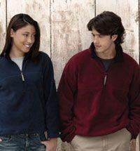 Ladies' Classic Fleece 1/2 Zip Pullover