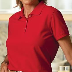 Ladies Five-Star Performance Pima Pique Polo