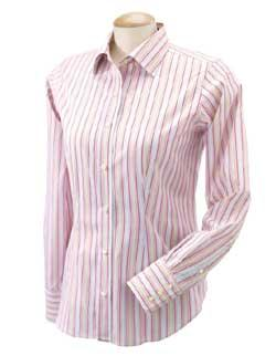 Ladies Savile Patterned Blouse