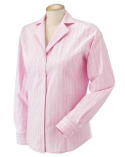 Ladies' Multi Stitch Poplin Blouse