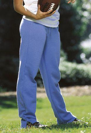 Made in USA Ladies' Open Leg Sweatpant