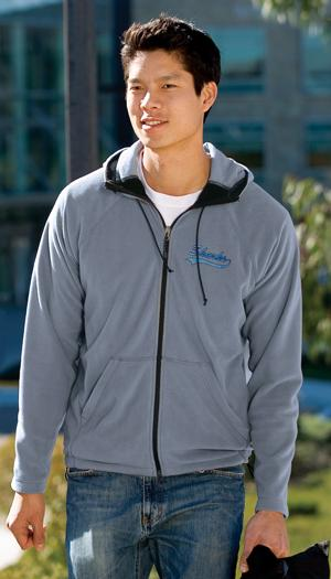 Microfleece Stitch Jacket
