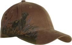 Labrador Brown Wildlife Design Cap