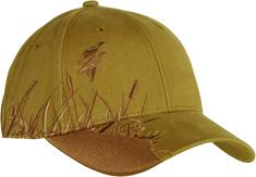 Mallard Wheat Wildlife Design Cap