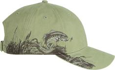 Bass Sand Wildlife Design Cap