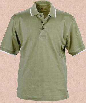 Scottsdale Mercerized Pique Sport Shirt