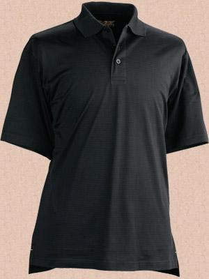 Men's Ryder Double Mercerized Cotton Ottoman Polo