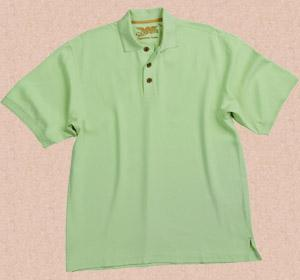 Men's Player Silk Twill Polo