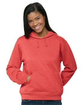 LADIES Fleece Pullover Hood