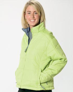 LADIES Quilted Reversable Thinsulate Jacket