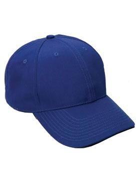 6-Panel Low Profile Structured Cap