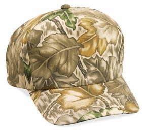 Camouflage Twill Cap